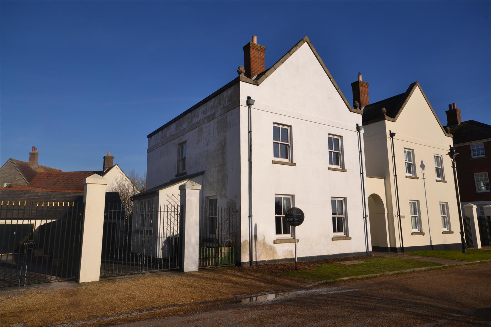 Holmead Walk, Poundbury, Dorchester
